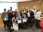 Japanese Language Speech Contest Participants