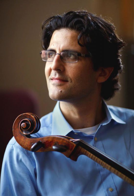 World-Famous Cellist Amit Peled