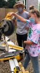 Jonah Bolton Supervises at Building Blocks Worksite_fb