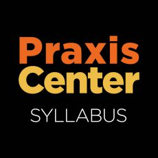 Praxis Center Syllabus Graphic