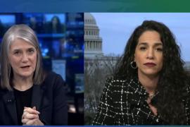 Democracy Now screen shot