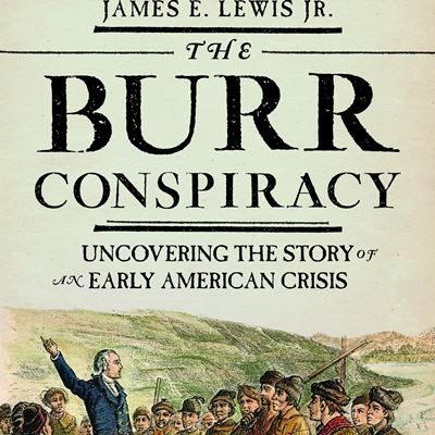 Burr Conspiracy Book Cover
