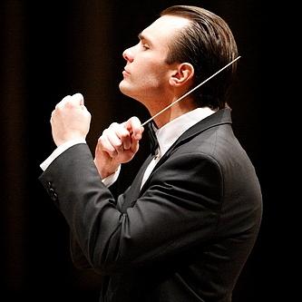 Andrew Koehler of the Kalamazoo Philharmonia