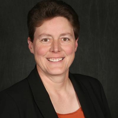 New Provost Danette Ifert Johnson