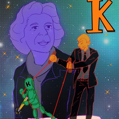 Festival Playhouse Production Poster for K_showcase